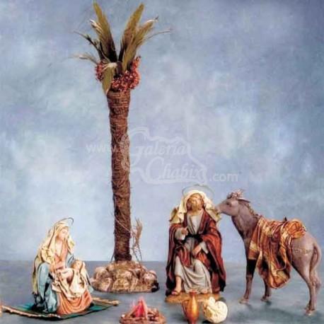Descanso en la Huida a Egipto