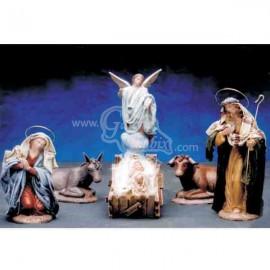 Nacimiento hebreo 13
