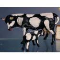 Vaca con ternero