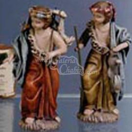 Niños hebreos 4