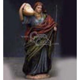 Pastora con pan