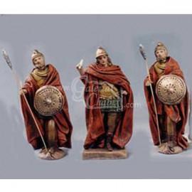 Herodes con soldados