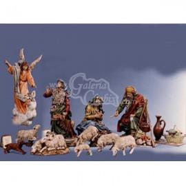 Anunciación a los pastores 4