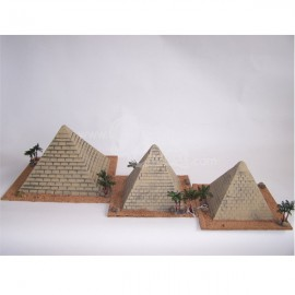 Pirámide mediana