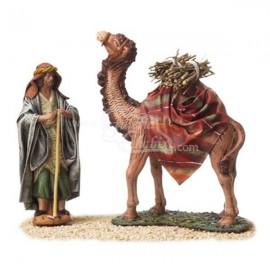 Pastor con camello