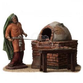 Pastora en horno