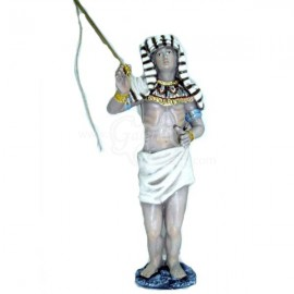 Egipcio con látigo