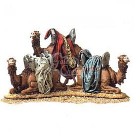 Grupo de 3 camellos