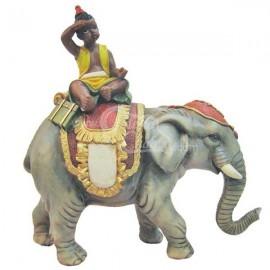 Elefante con niño