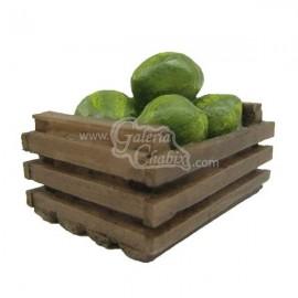 Caja de melones