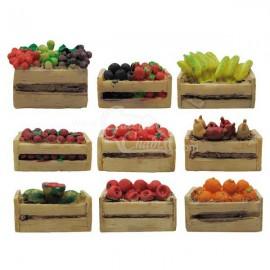 Mini caja de frutas
