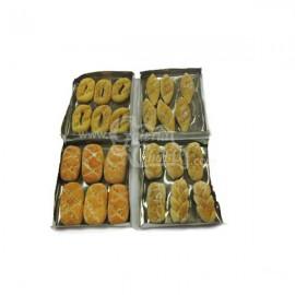 Bandejas de pan