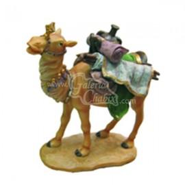 Camello con carga