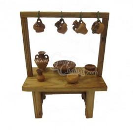 Mesa de alfarero 2