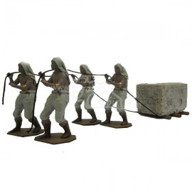 Esclavos con Piedra