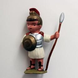 Soldado romano moderno