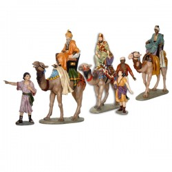 Reyes a camello