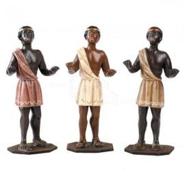 Esclavos negros surtidos
