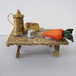 Mesa con productos alimenticios 3