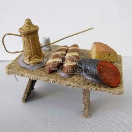 Mesa con productos alimenticios 4