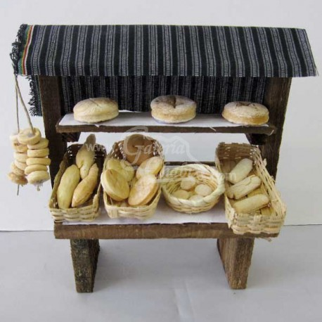 Puesto de panadería
