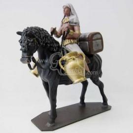 Egipcio a caballo