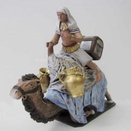 Egipcio a camello